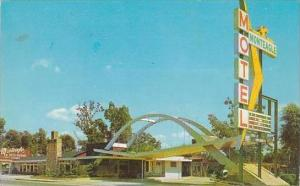 Tennessee Monteagle Restaurant And Motel 1970