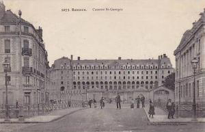 Rennes, Caserne St. Georges, Bretagne, France, 00-10s
