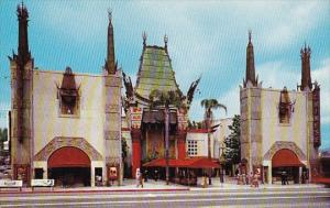 Graumans Chinese Theatre Hollywood California
