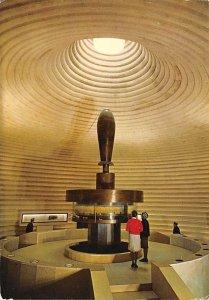 Israel Museum, Shrine of the Book Interior JerUSA lem Israel Unused