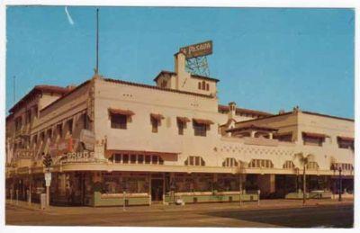 Postcard La Posada Hotel In Redlands California Hippostcard