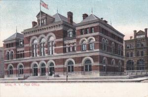 UTICA, New York, PU-1908; Post Office
