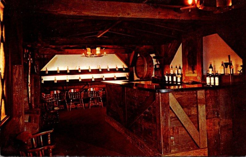 New York Fredonia The Winston Wine Cellars Treasure Room Of Wines Tasting Room