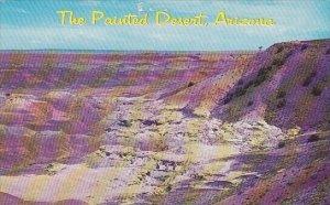Arizona Phoenix Fabulous Painted Desert On Highway 66 Northeast