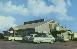Tifton, Georgia, Alpine Restaurant, Cars (1960s)