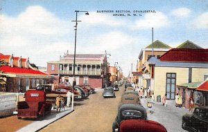 Business Section Oranjestad Aruba 1948
