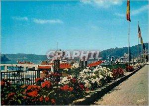 Modern Postcard Duclair (Seine Mar) Tray