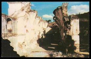 Guatemala - Ruins of La Concepcion Church at Antiqua