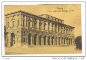 VERONA, Palazzo della Gran Guardia Vecchia, Palace Exterior, 00-10s, Italy