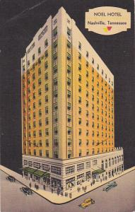 Tennessee Nashville Noel Hotel