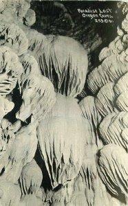 Oregon Caves Paradise Lost 1930s Patterson #253 RPPC Photo Postcard 20-6141