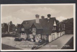Scotland Postcard - Tullichewan Hotel, Balloch, Loch Lomond   DC2515