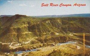 Arizona Phoenix Salt River Canyon Road A Winding 2002