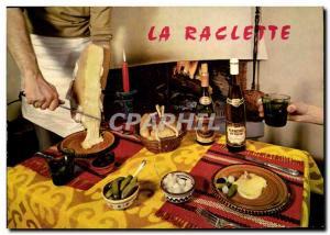 Postcard Modern Raclette