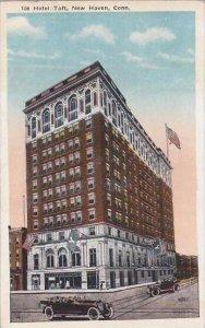 Connecticut New Haven Hotel Taft