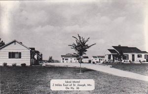 Missouri St Joseph Ideal Motel Dexter Press