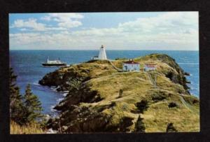 NB Swallow Tail Lighthouse GRAND MANAN NEW BRUNSWICK PC