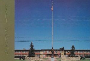 Colorado Colorado Springs Headquarters Building Fort Carson