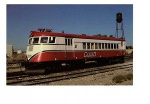Greater Winnipeg District Railway Mack Railoway Train, St Boniface,  Manitoba