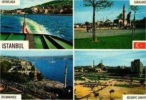 CPM Greetings from Turkey TURKEY (843291)