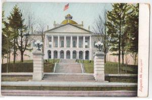 State Capitol, Augusta ME