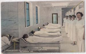 Ladies Bathing Dept, Buckstaff Bath House, Hot Springs AK