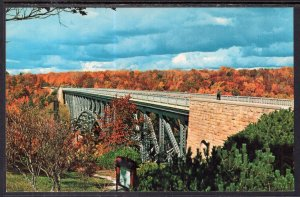The Cut River Bridge,Upper Pennisula,MI