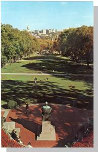 Madison, Wisconsin/WI Postcard, Lincoln Terrace/Univ Of WI
