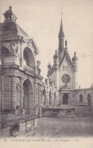 La Chapelle, Chateau De Chantilly (Oise), France, 1900-1910s