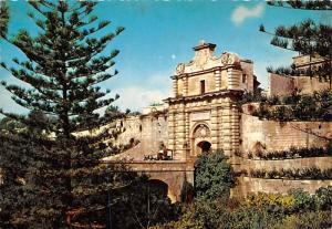 Malta Mdina - Main Gate