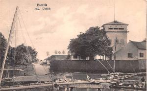 Batavia Indonesia, Republik Indonesia Uitkijk Batavia Uitkijk