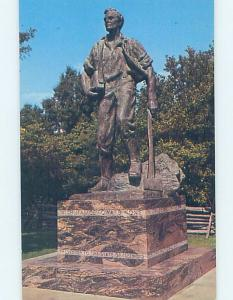 Pre-1980 MONUMENT New Salem At Petersburg - Near Springfield Illinois IL F1971