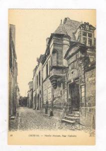 Vieille Maison, Rue Voltaire, Chinon (Indre-et-Loire), France, 1900-1910s