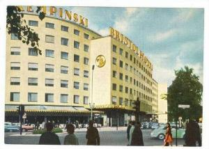 BRISTOL HOTEL KEMPINSKI, Berlin, Germany, 1950s, 50-60s, Germany