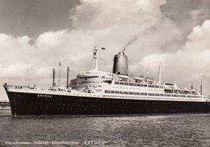 2 RPs: Ocean Liner BREMEN , NORTH German LLOYD , 1930-40s