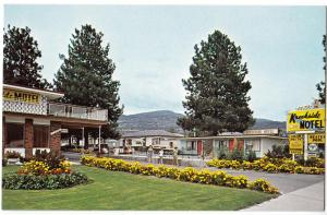 Kreekside Motel, Penticton BC