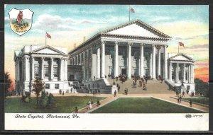 Virginia, Richmond - State Capitol - [VA-256]