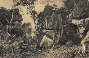 German East Africa Tanzania, Morogoro, Deutsch-Ost-Afrika, Bei Mahenge, Postcard