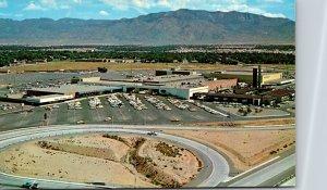 New Mexico Albuquerque Winrock Shopping Center 1964