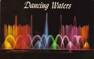 Wisconsin Dells Lake Delton Dancing Waters Of The Tommy Bartlett Water Ski Show