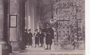RP; Palazzo Vaticano - Guardia Svizzera , 00-10s