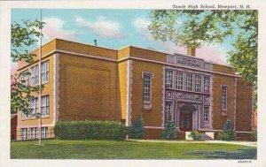 New Hampshire Newport Towle High School