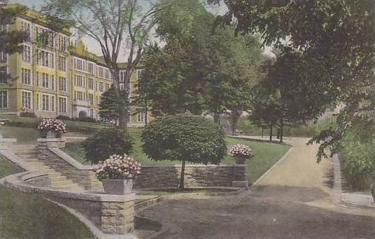 Kansas Atchison Mount St Scholastica College Albertype
