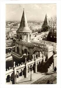 RP, Halaszbastya, Budapest, Hungary, 1930-1950s