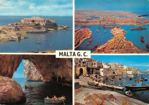 Malta Dragonara Palace Casino The Grand Harbour The Blue Grotto St Julians