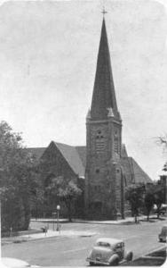 First Presbyterian Church, Pueblo, Colorado, 40-60s