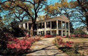 Alabama Mobile Oakleigh Ante Bellum Mansion 1952