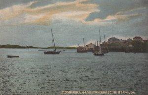 Moonlight , Hamilton Harbour , BERMUDA , 00-10s