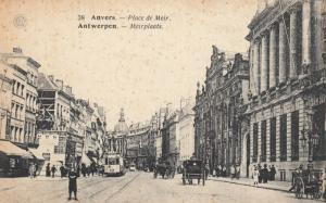 ANVERS(ANTWERP) , Belgium , 00-10s ; Place De Meir