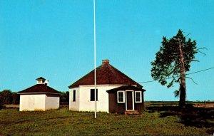 Delaware Dover Octagonal School House